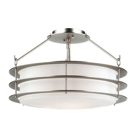 forecast lighting hollywood hills forecast lighting f154662nv metallic silver two light semi