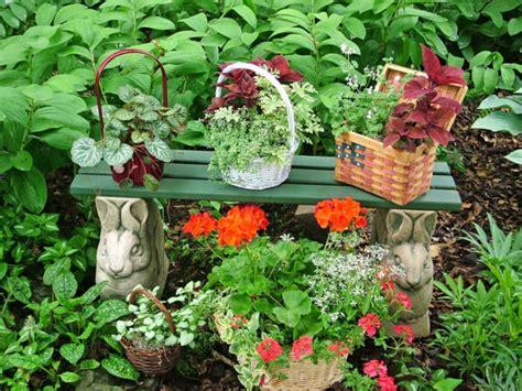 decorar jardin muebles decorar jardin barato con ideas efectivas de gran belleza