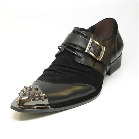 Aureliya Shoes fi 6861 black fiesso by aurelio garcia leather shoes
