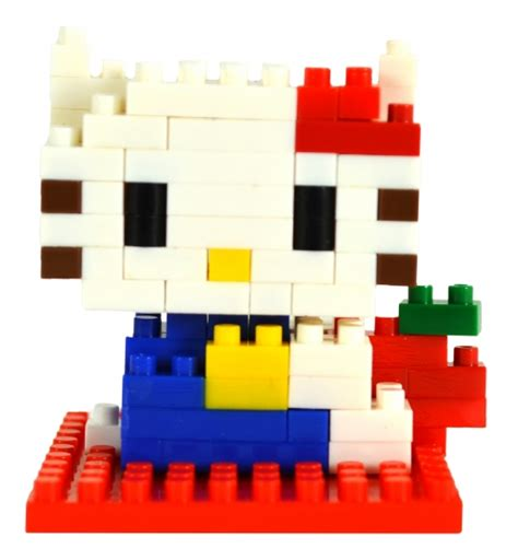 Hello Kitty Giveaways - nanoblock 174 hello kitty for our facebook fans contests giveaways parentguide