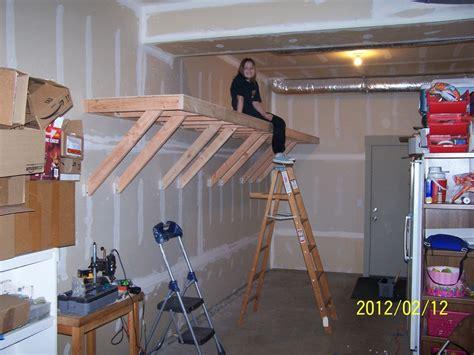 garage shelf mcpherson  revenge