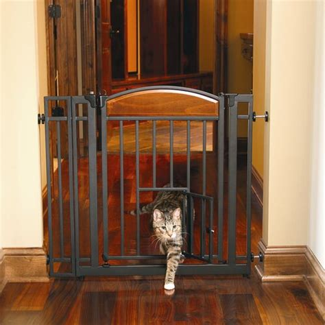 carlson pet design studio walk  pet gate  small