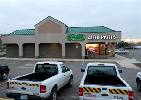 ford road canton michigan o reilly auto parts in canton mi 44908 ford road