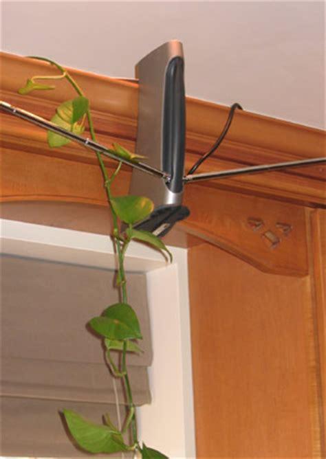 terk hdtvi vhf uhf hdtv indoor antenna by audiovox review