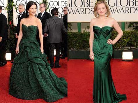 Alg Mila Top fashion world emerald green dresses sparkle at golden