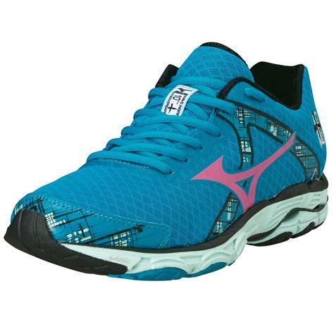 mizuno wave inspire  ladies running shoes sweatbandcom