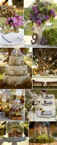 rustic themed wedding decorations thrifty weddings theme idea rustic wedding