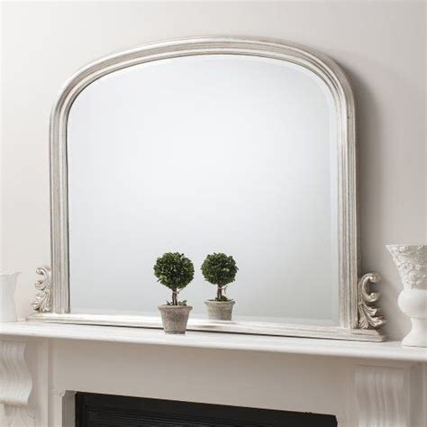 Mirrors Fireplace Mantels by Best 25 Mantel Mirrors Ideas That You Will Like On