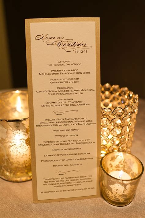 wedding program inclusions 1000 ideas about wedding programs simple on