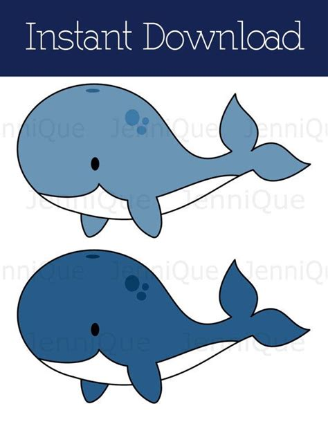 baby whale clipart seafood clipart baby shower whale pencil and in color