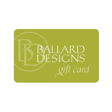 ballard designs gift card bird - Ballard Designs Gift Card