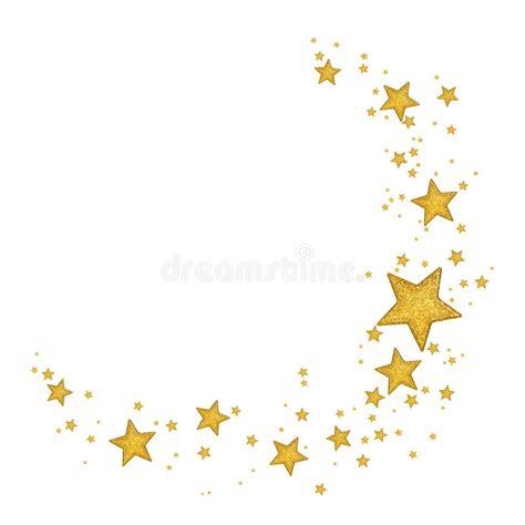 clipart stelle goldene sterne stock abbildung illustration kunst