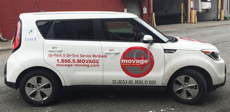 Kia Soul Graphics Movage Bronx Ny Kia Soul Decals Image Fleet Graphics