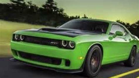 green dodge challenger dodge challenger srt hellcat hell of the lime green