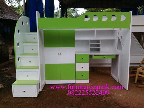 Tempat Tidur Dan Meja Belajar tempat tidur tingkat meja belajar dan lemari toko