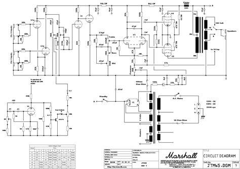 Marshall Jtm45 Owners Manual Amabp