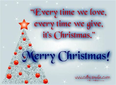 Short and sweet christmas card quotes m4hsunfo
