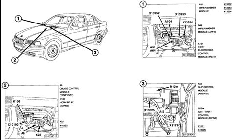 bmw e46 cruise wiring diagram image collections