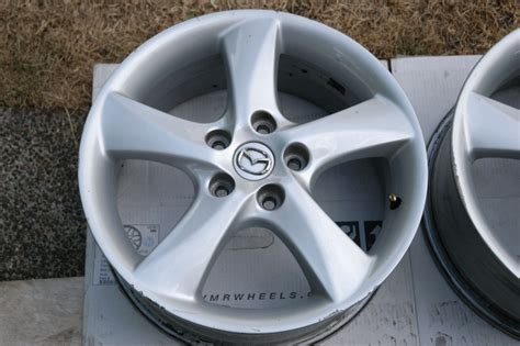2004 mazda 6 oem 17 quot factory wheels 2003 9965207070 5m81