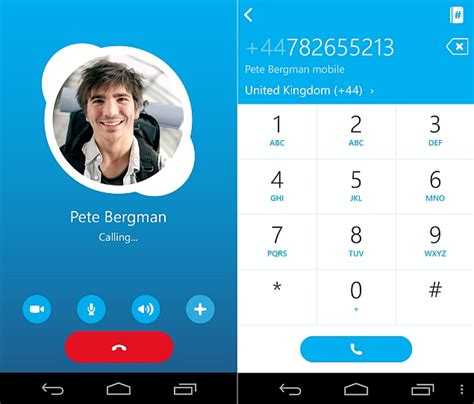 free web call to mobile skype lets users make free calls to us and canada phones