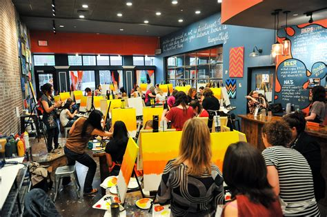 muse paintbar west chester muse paintbar national harbor national harbor