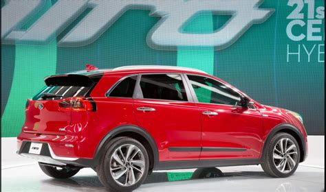 Kia Niro 2019 by 2019 Kia Niro In Hybrid Concept And Change 2019
