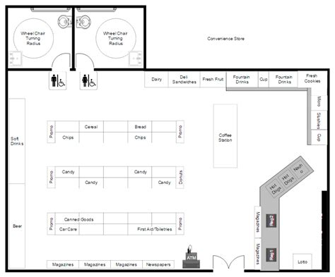 warehouse layout book store layout maker free online app download