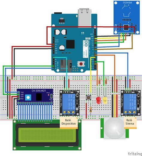 arduino antifurto casa progetti fai da te con arduino allarmduino 2 0 centrale