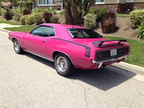 plymouth panther 1970 plymouth cuda s matching original fm3 moulin