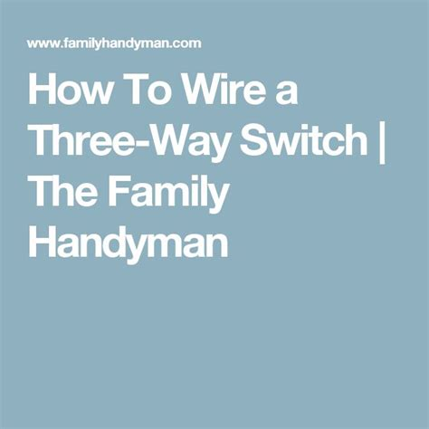 25 unique three way switch ideas on