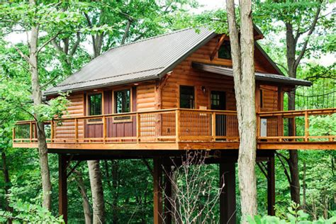 treehouse cabins in berlin ohio book amish country treehouse 5 amish country ohio all