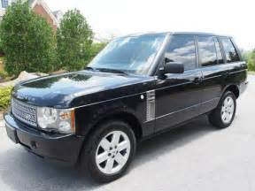 buy used 2003 land rover range rover hse supercharged look