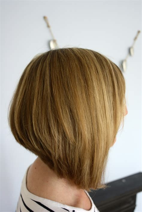 Swing Bob Hairstyles Swing Bob Haircut Back View Bing