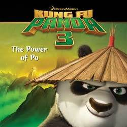 kung fu animal power fu book books kung fu panda 3 books by erica david