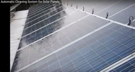 listed solar panel manufacturers in india could dust and water curb the solar momentum in india