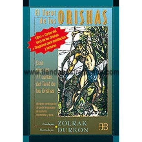 el tarot de los orishas el tarot de los orishas con libro tienda nostradamus