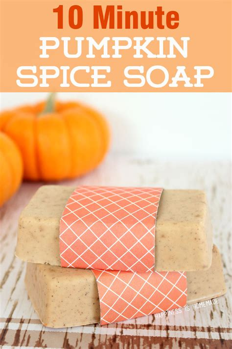really easy diy projects easy diy pumpkin spice soap allcrafts free crafts update