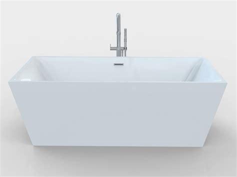 rectangular freestanding bathtub freestanding rectangular bathtub