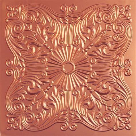 decorative ceiling tiles inc 17 best images about faux copper ceiling tiles on