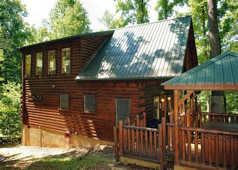 Crest Cabins by Falcon Crest 2911 2 Bedrooms In Sevierville Cabin Rental