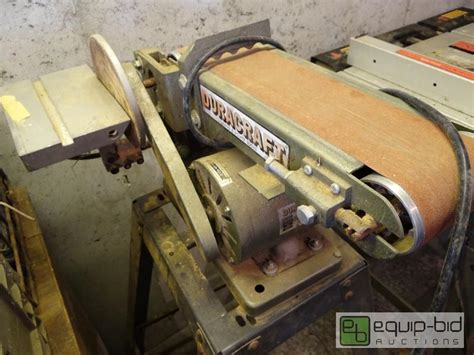 bench mounted belt sander bench mount duracraft belt sander belton estate