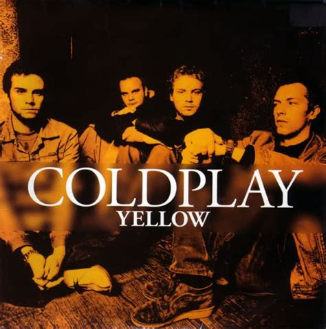 coldplay yellow album coldplay yellow cd at discogs
