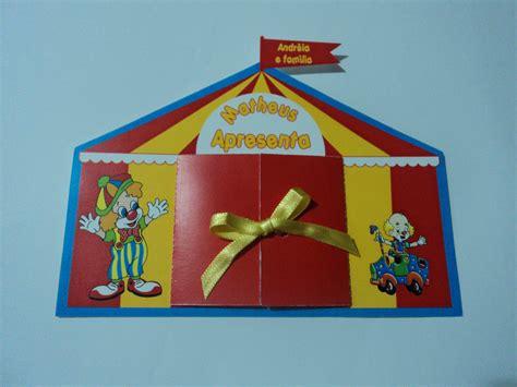 tenda da circo convite tenda circo multiartes bh elo7