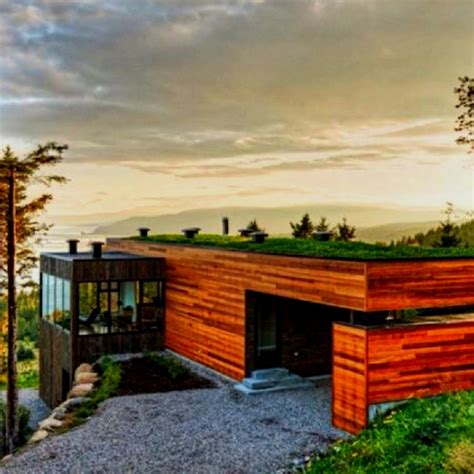 house built into hill 17 best images about build on a slope on pinterest hillside landscaping decks and cabin