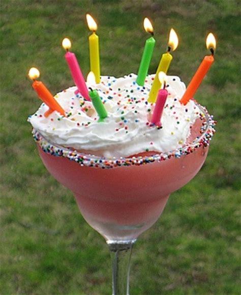birthday cocktail birthday cocktail