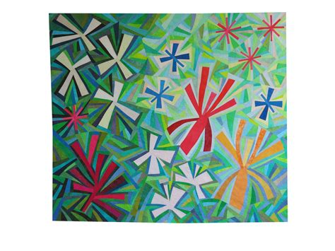 National Quilt Show by For Quilts Sake Quilt National 2017