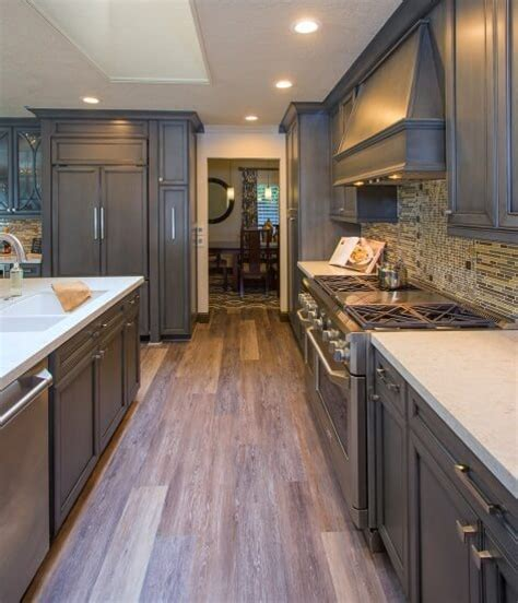 Gray Painted Kitchen Cabinets planning on remodeling your kitchen in 2018 ktj design co