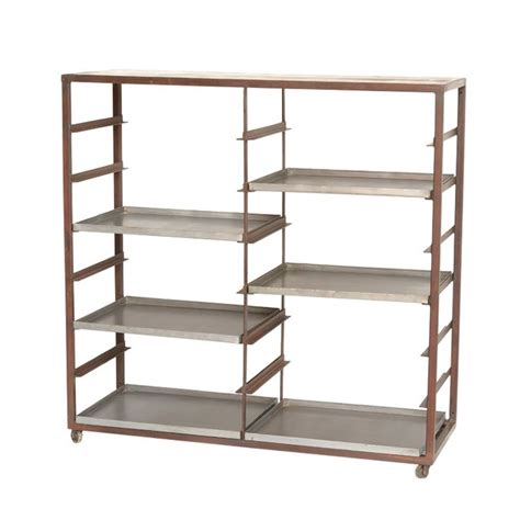 bakery shelving unit retail displays