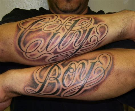 city boy tattoo more lettering designs 187 ideas