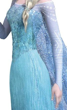 Dress And Hong Pre Order rhinestone on sleeves for elsa dress frozen should